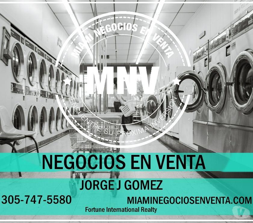 Fondos de comercio - Permutas Miami Flagami - Fotos de Lavanderias-Laundries a la venta en Miami, FLorida
