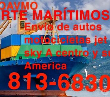 Fotos de TRANSPORTE MARITIMOS CENTRO Y SUR AMERICA