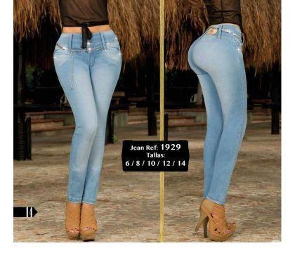 Fotos de jeans de damas a solo $9.99