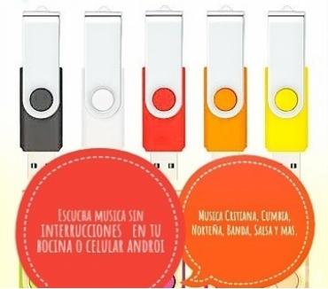 Fotos de USB Y SD CARD CON MUSICA 16GB