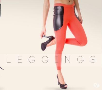Fotos de leggins de mayoreo a solo $$3.99